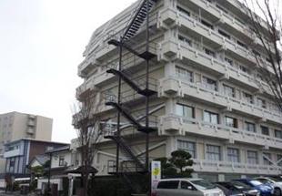 某ホテル非常階段改修